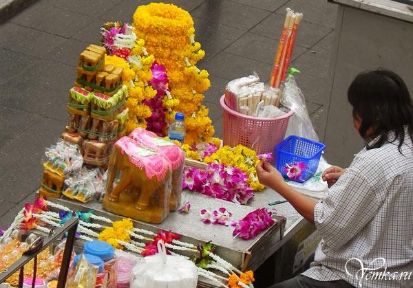 На улицах Бангкока