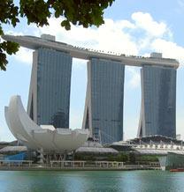 Сингапур, Марина Бэй Сэндс