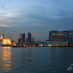 На набережной в Сингапуре
