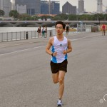 Кто-то достопримечательности Сингапура осматривает, а кто-то и спортом занимается