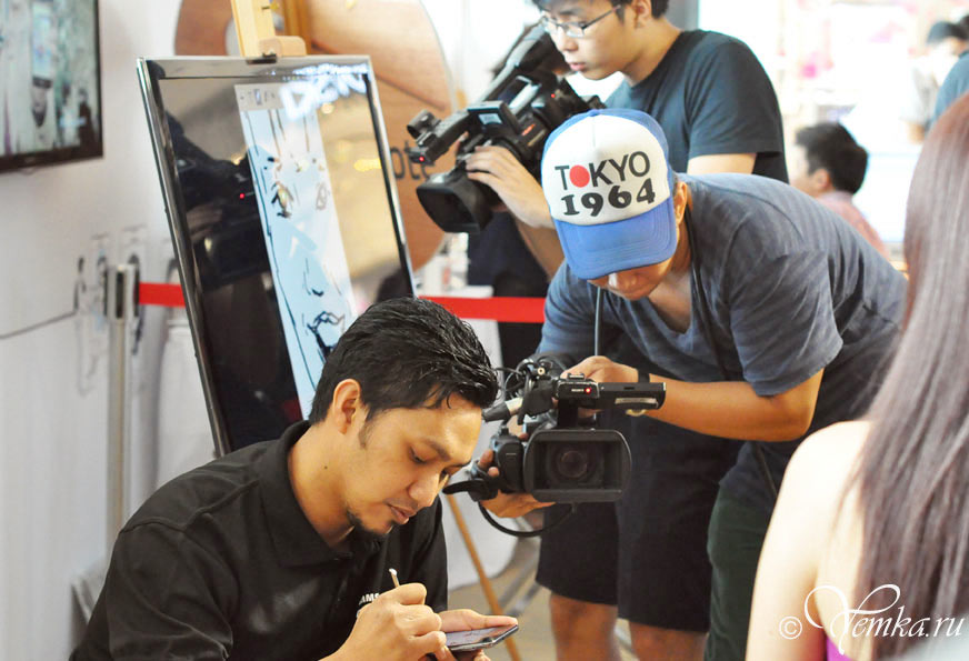 Сингапурский художник