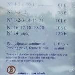 Цены на проживание в отеле Lou Cagnard в Сан-Тропе