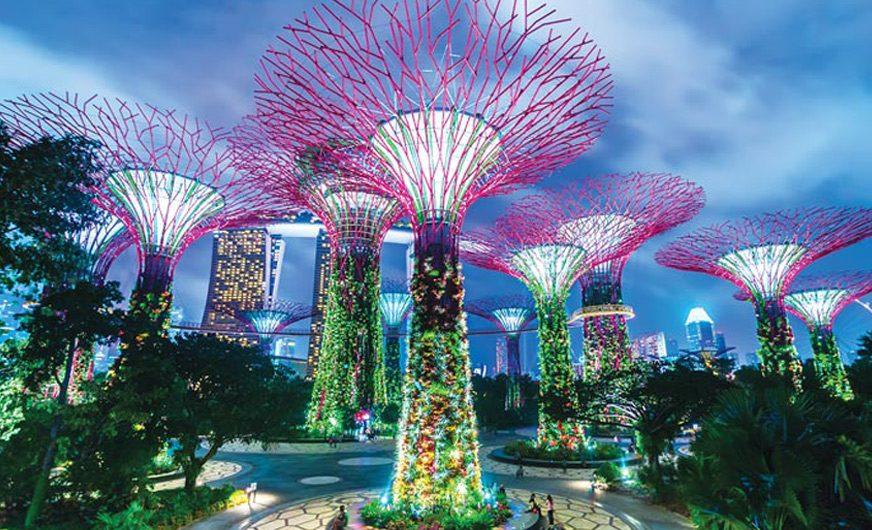 Этот удивительный Сингапур! 12 фактов о Сингапуре