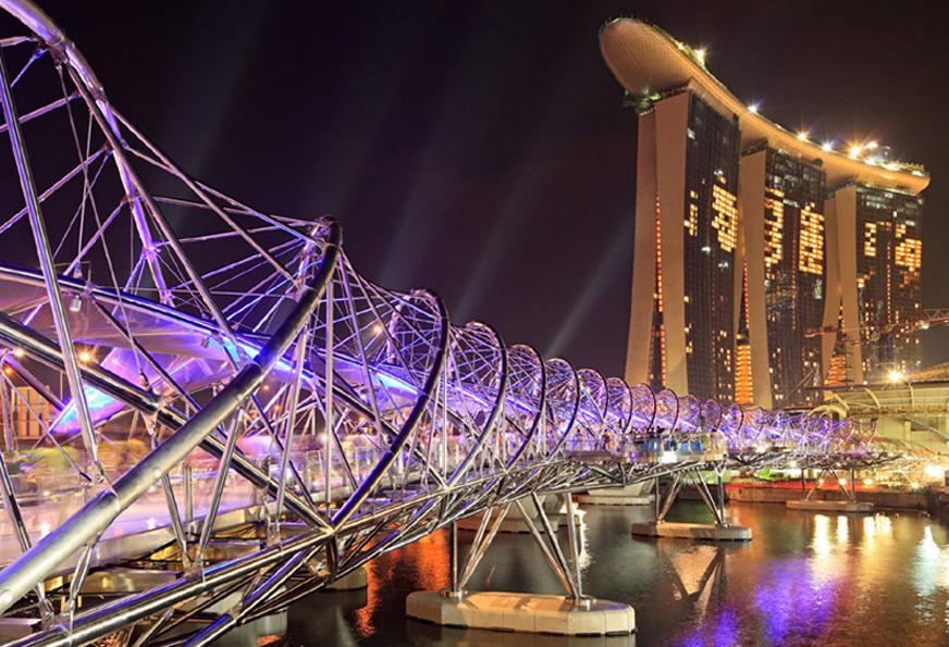 Сингапур, Марина Бэй