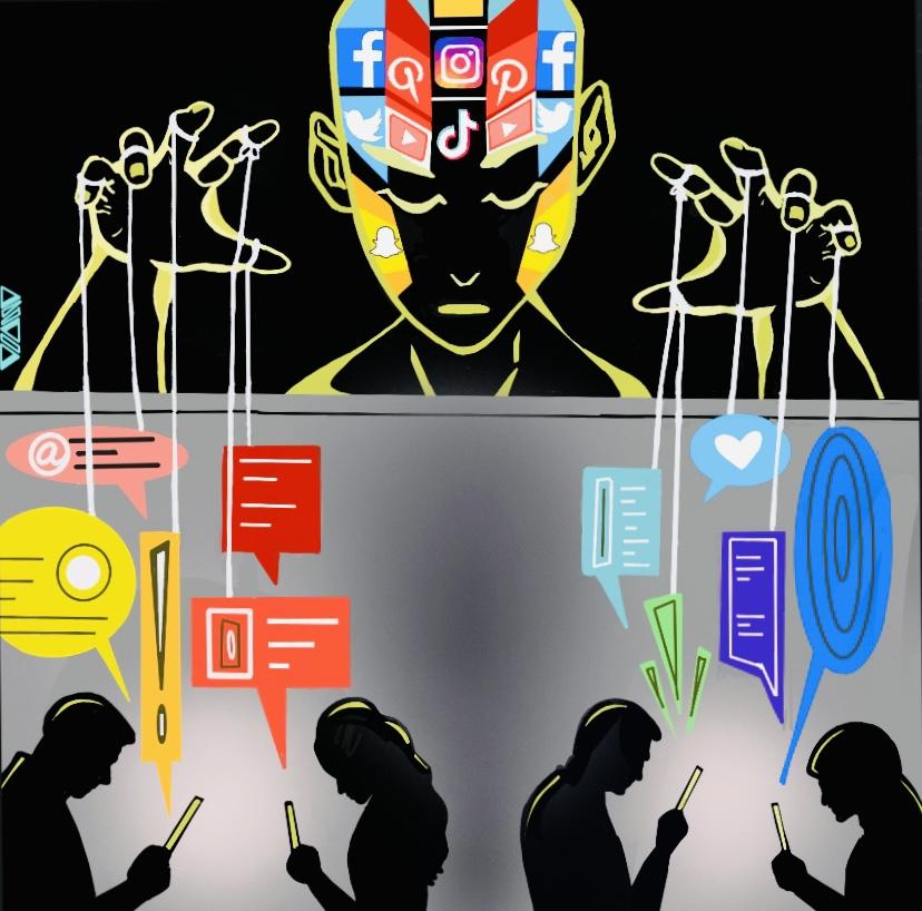 Как социальные сети управляют вами